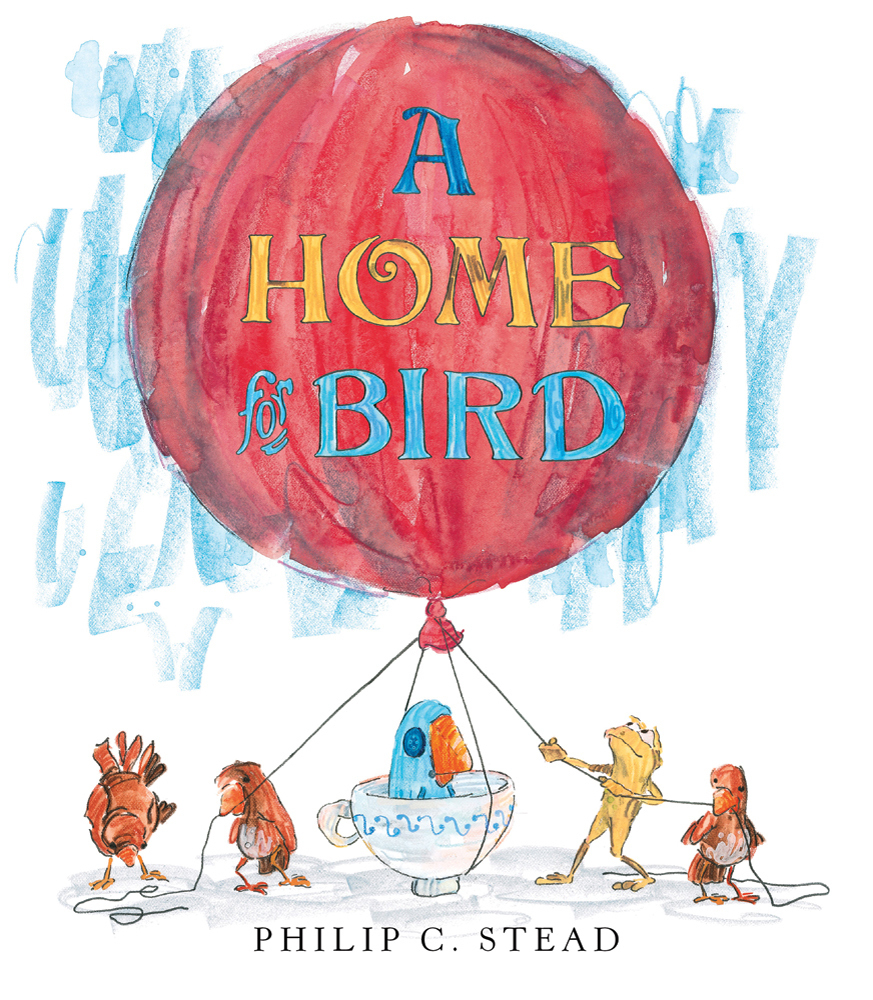 Image result for a home for bird book