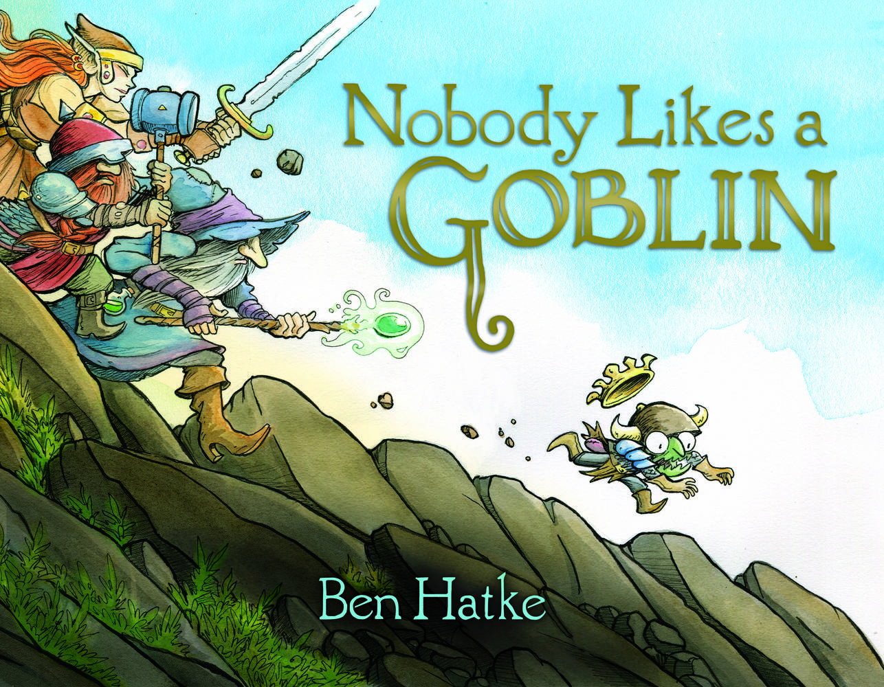 Image result for Nobody Likes a Goblin