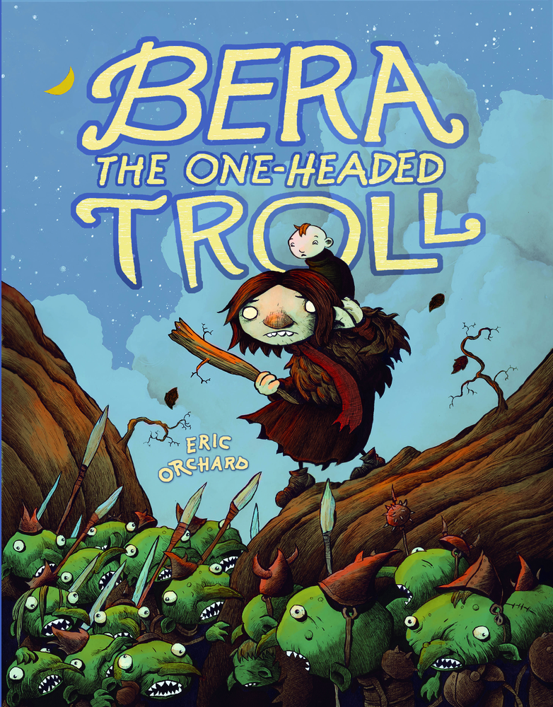 Bera the One-Headed Troll