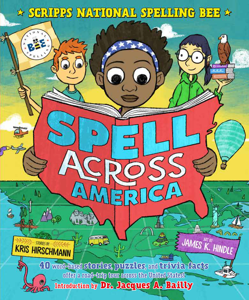 Spell Across America Wordbased Stories Puzzles And Trivia - United states trivia