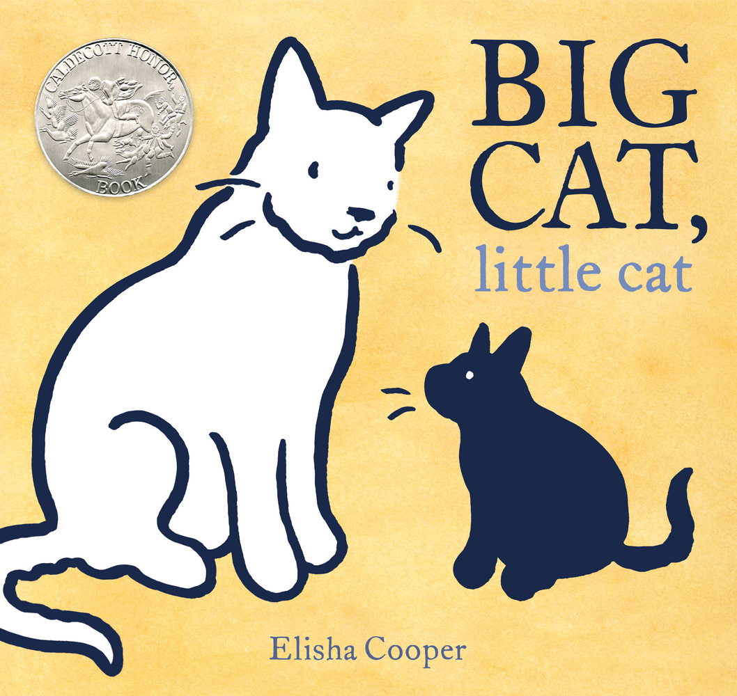 Image result for big cat little cat elisha cooper