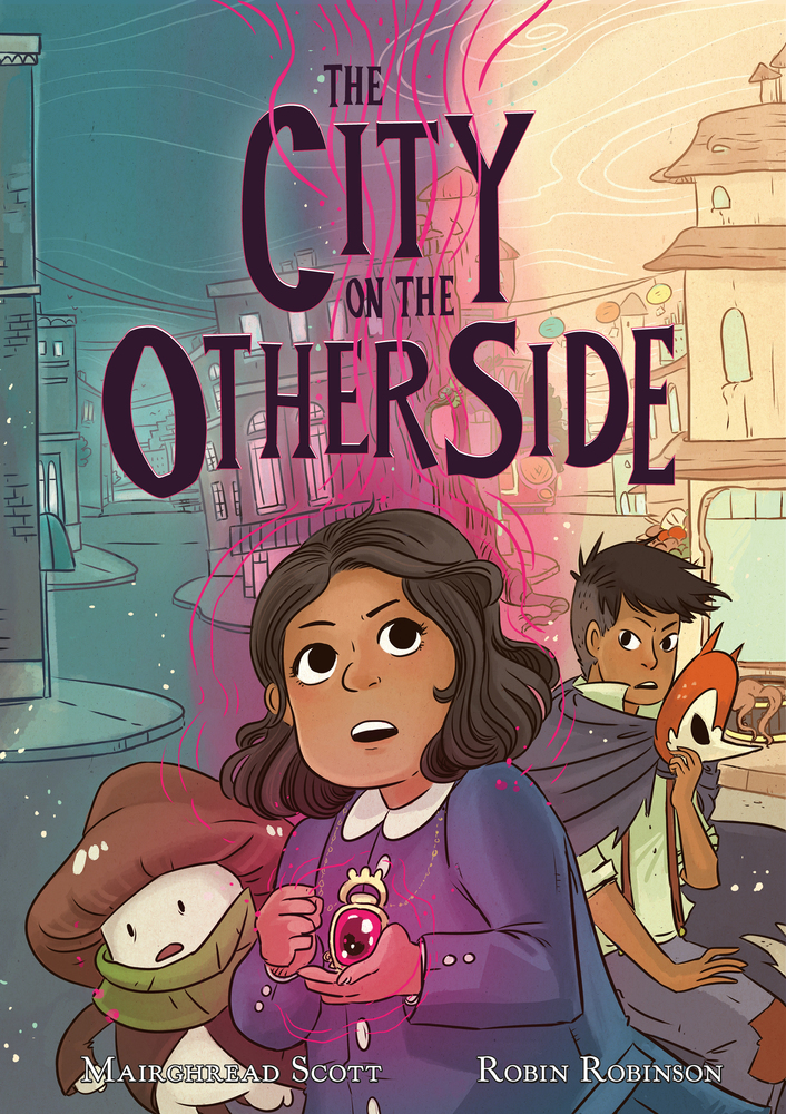 Image result for the city on the other side