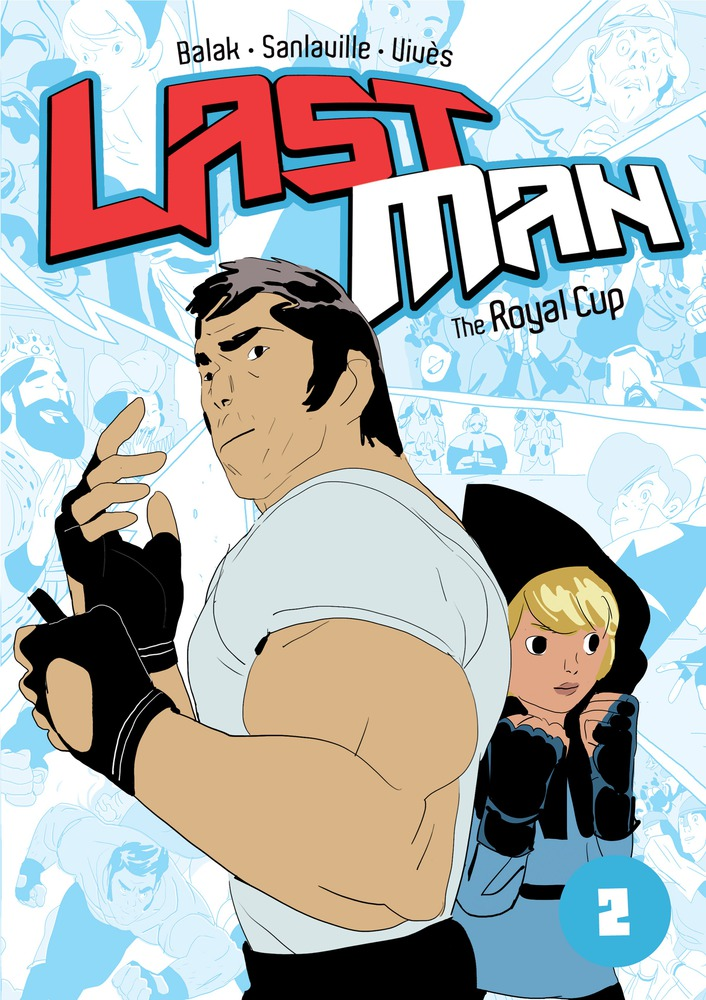 Last man: The Royal Cup
