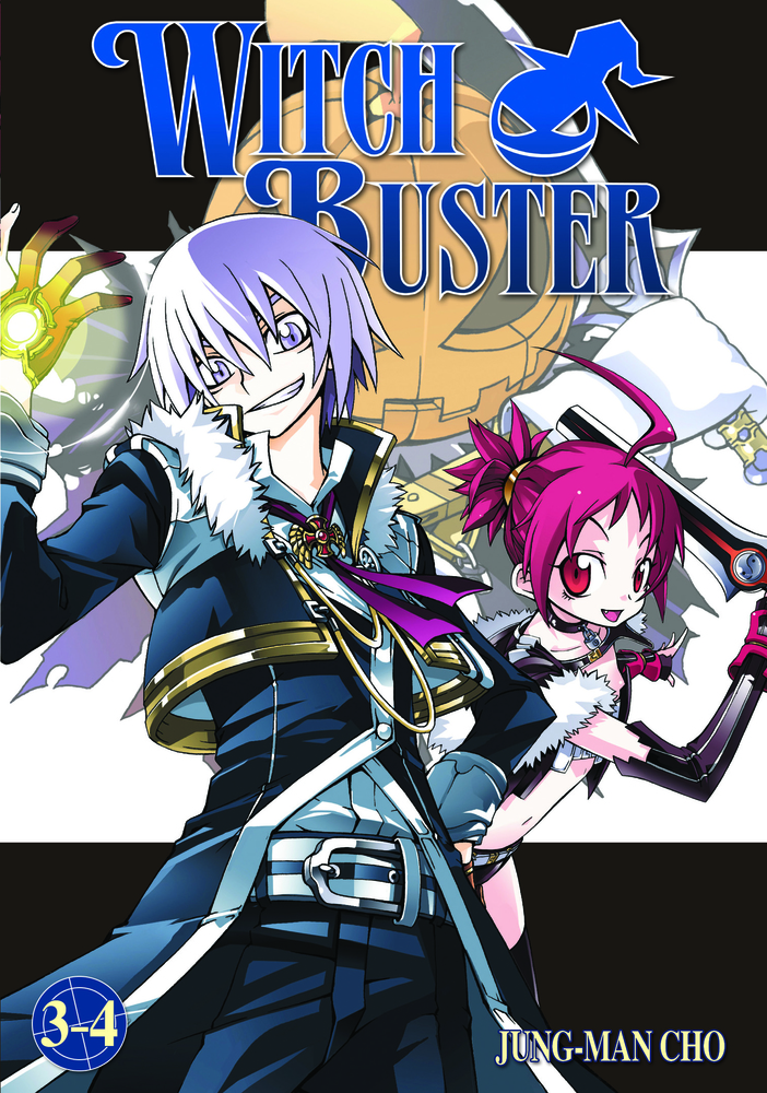 Witch Buster Vol. 3-4