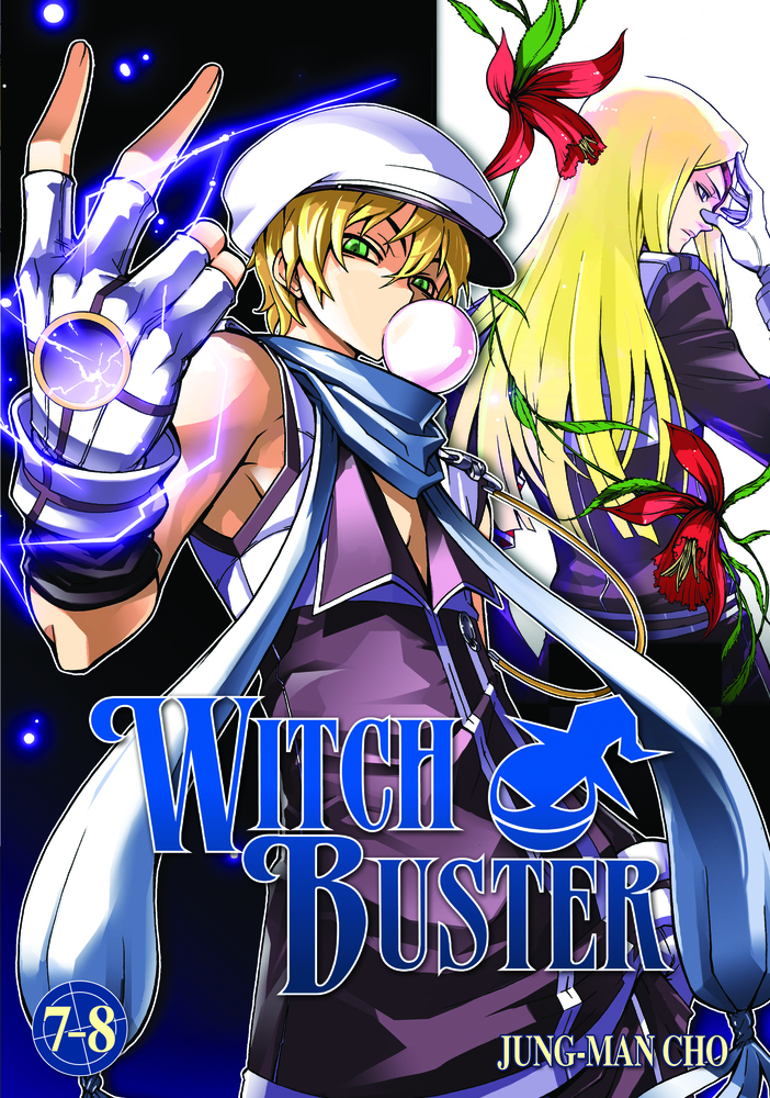 Witch Buster Vol. 7-8