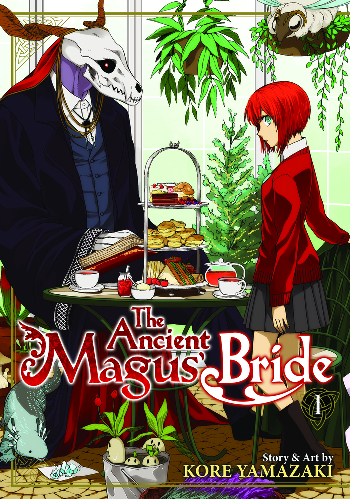 The Ancient Magus' Bride Vol. 1