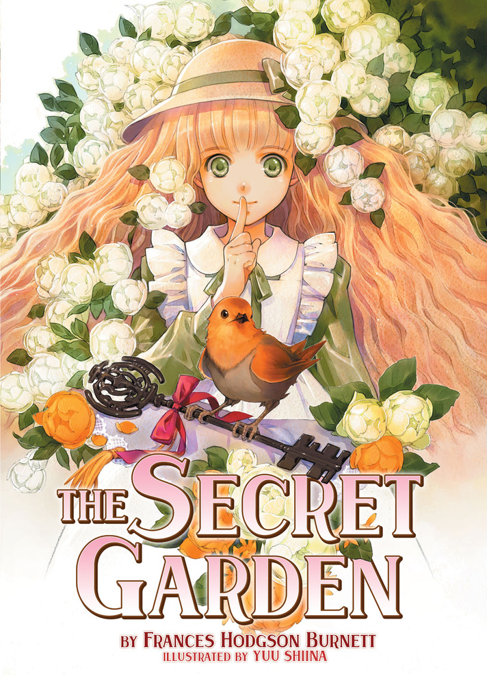 Secret Garden: Frances Hodgson Burnett
