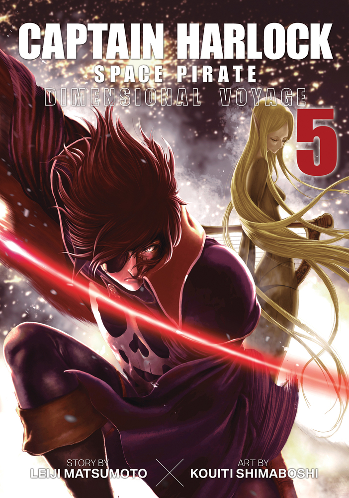 Captain Harlock: Dimensional Voyage Vol. 5
