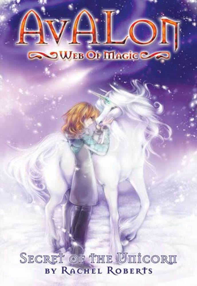 Avalon: Web of Magic Book 4