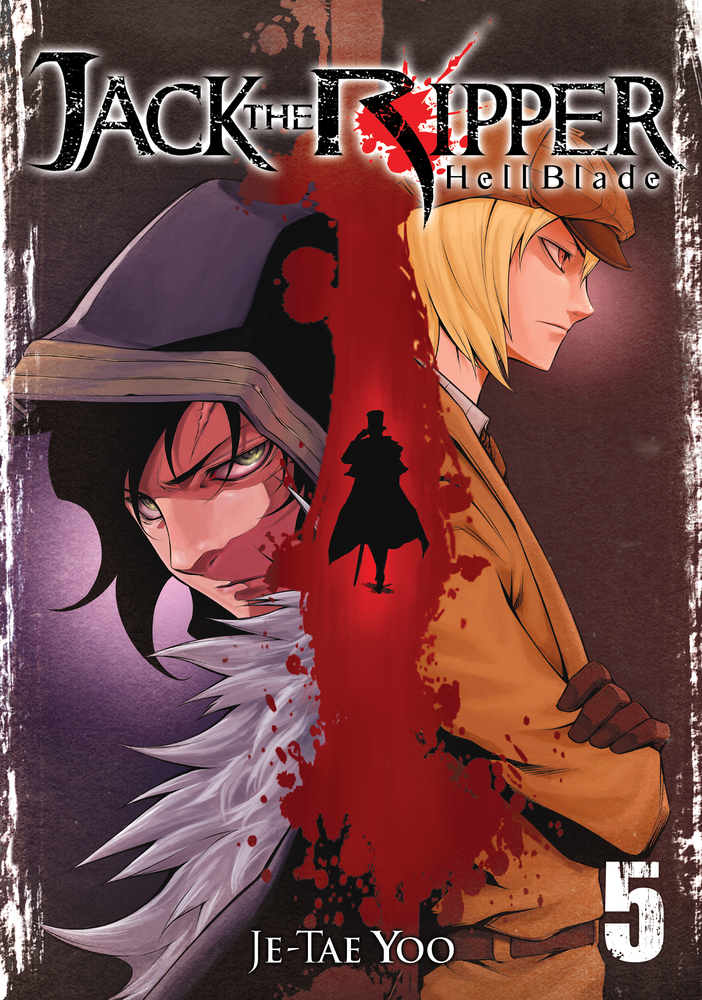 Jack the Ripper: Hell Blade Vol. 5