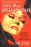 Close-up on Sunset Boulevard