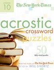 The New York Times Acrostic Puzzles Volume 10