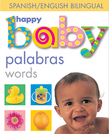 Happy Baby: Words Bilingual