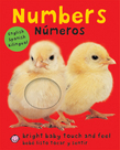 Bright Baby Bilingual Touch & Feel: Numbers