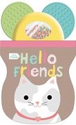 Little Friends: Hello Friends Shaker Teether