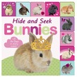 Lift-the-Flap Tab: Hide and Seek Bunnies