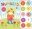 Little Friends Sound Book: Numbers