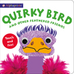 Alphaprints: Quirky Bird and Other Feathered Friends
