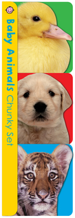 Chunky pack: Baby Animals Chunky Set (3 titles)