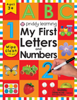 Wipe Clean: My First Letters and Numbers