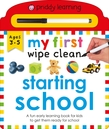 My First Wipe Clean: Starting School