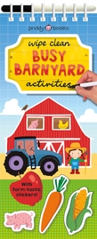 Wipe Clean Activities: Busy Barnyard