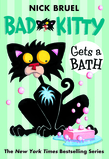 Bad Kitty Gets a Bath