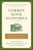 Common Sense Economics