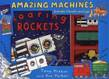 Amazing Machines Book and Toy Box