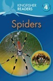 Kingfisher Readers L4:  Spiders - Deadly Predators