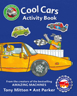 Amazing Machines Cool Cars Activity Book