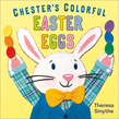 Chester's Colorful Easter Eggs