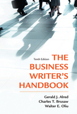The Business Writer's Handbook, Tenth Edition