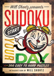 Will Shortz Presents Sudoku to Start Your Day