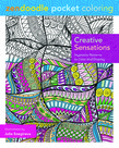 Zendoodle Pocket Coloring: Creative Sensations