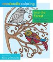 Zendoodle Coloring: Into the Forest
