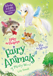 Mia the Mouse, Poppy the Pony, and Hailey the Hedgehog 3-Book Bindup