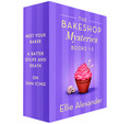 Bakeshop Mysteries, 1-3