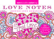 Zendoodle Coloring: Love Notes