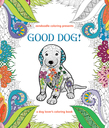 Zendoodle Coloring Presents Good Dog!