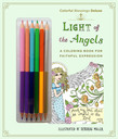 Colorful Blessings: Light of the Angels
