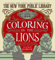 Coloring in the Lions: A Coloring Book