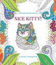 Zendoodle Coloring Presents Nice Kitty!