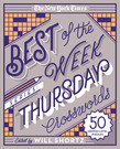 The New York Times Best of the Week Series: Thursday Crosswords