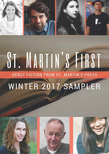 Winter 2017 St. Martin's First Sampler