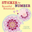 Sticker by Number: Beautiful Botanicals
