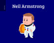 Pocket Bios: Neil Armstrong