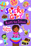 Sticker Girl Rules the School