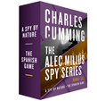The Alec Milius Spy Series: Books 1 & 2