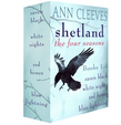 Shetland: The Four Seasons: Books 1-4